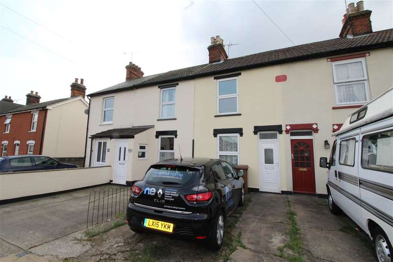 2 Bedrooms House for sale in Freehold Road, Ipswich IP4