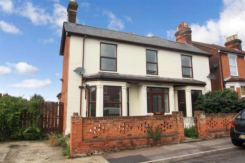 3 Bedrooms Detached House for sale in Brooks Hall Road, Ipswich