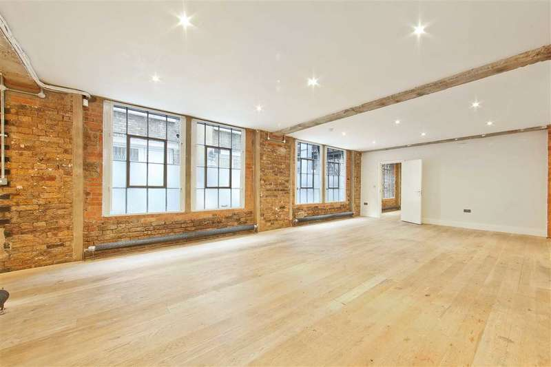 3 Bedrooms Apartment Flat for sale in Ravey Street, EC2A