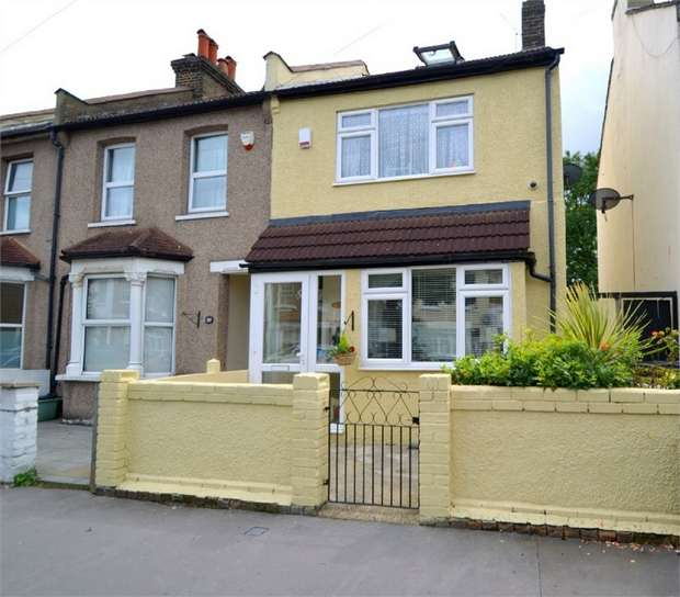 4 Bedrooms End Of Terrace House for sale in Edward Road, Croydon