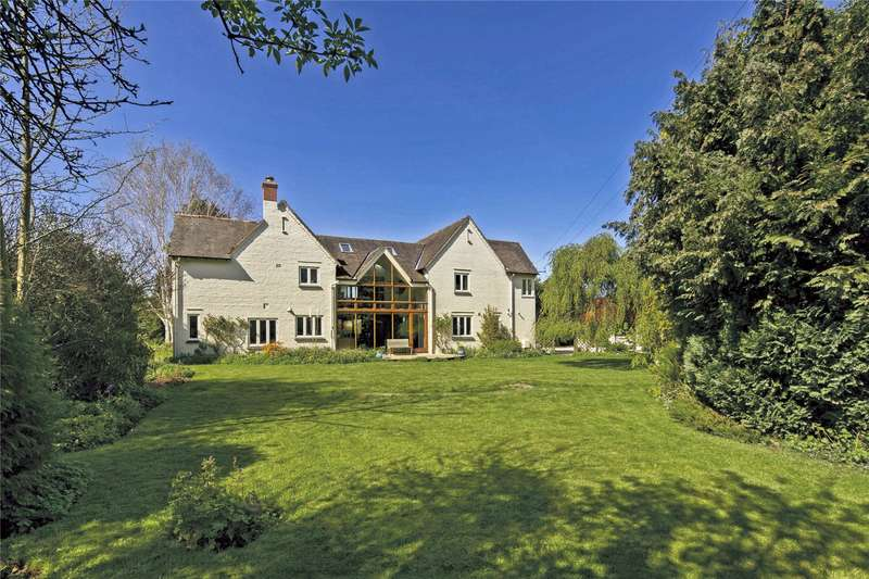 5 Bedrooms Detached House for sale in Broadway Road, Mickleton, Chipping Campden, Gloucestershire, GL55