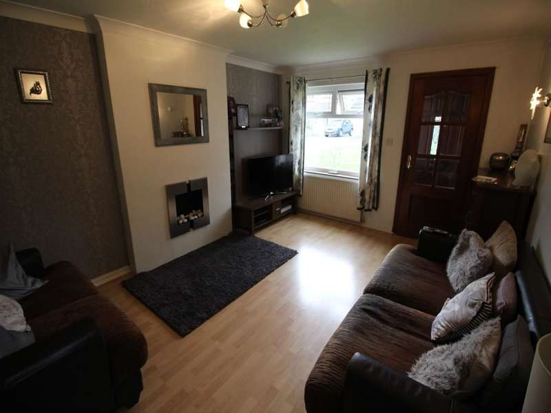 3 Bedrooms Semi Detached House for sale in Read Close, BURY, BL9