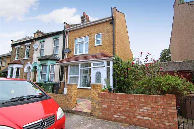 4 Bedrooms End Of Terrace House for sale in Ravenswood Road, Walthamstow, London