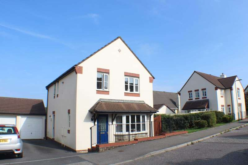3 Bedrooms Detached House for sale in Lane Field Road, Bideford