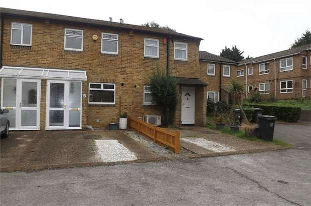 2 Bedrooms Terraced House for sale in Silverdale, London