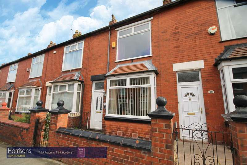 3 Bedrooms Terraced House for sale in Sapling Road, Morris Green, Bolton, Lancashire.