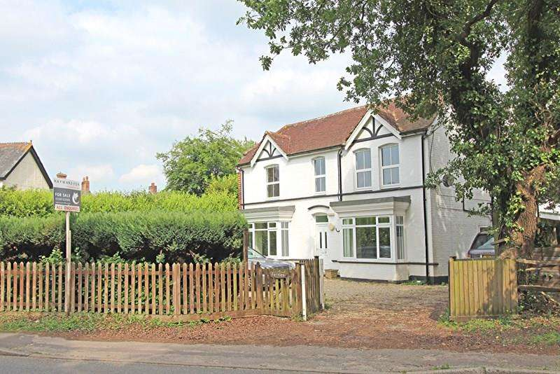 Detached House for sale in Sway Road, Brockenhurst