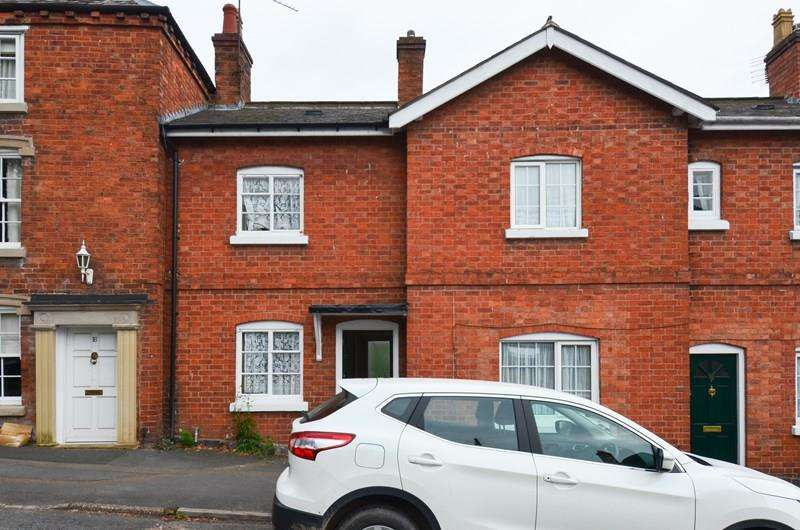 2 Bedrooms Terraced House for sale in Bear Hill, Alvechurch