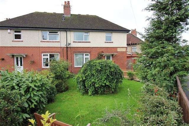 2 Bedrooms Semi Detached House for sale in Westminster Road, Leek, Staffordshire, ST13 6NZ