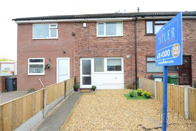 2 Bedrooms Terraced House for sale in Wimbrick Hey, Moreton, Wirral