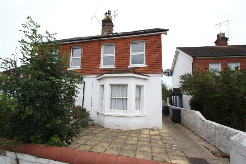 1 Bedroom Apartment Flat for sale in Rugby Road, Worthing, West Sussex, BN11