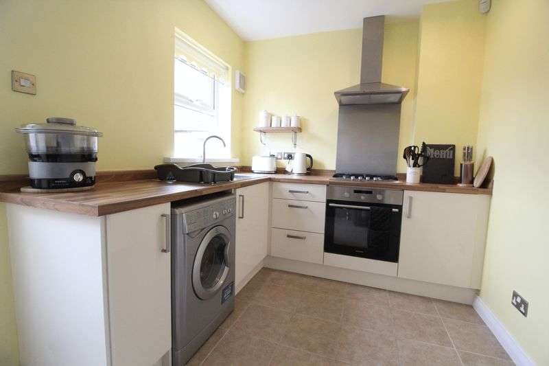 2 Bedrooms Terraced House for sale in Northbourne Road, Jarrow