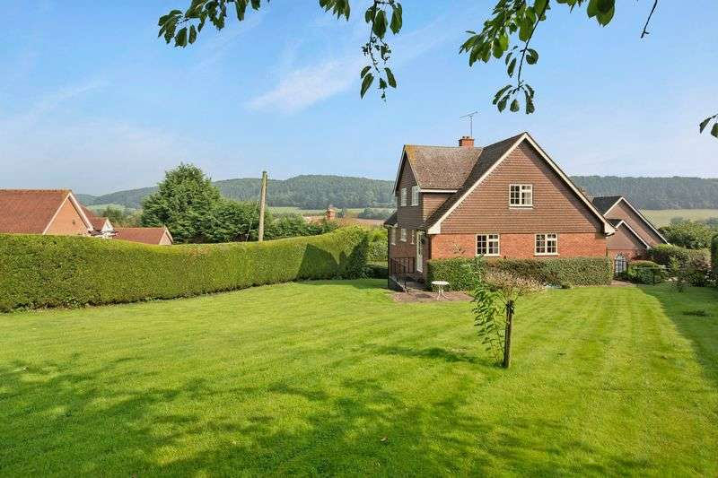 3 Bedrooms Detached House for sale in Suckley, Worcestershire/Herefordshire borders