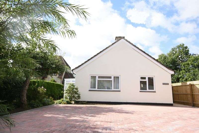 3 Bedrooms Detached Bungalow for sale in Lipyeate, Coleford