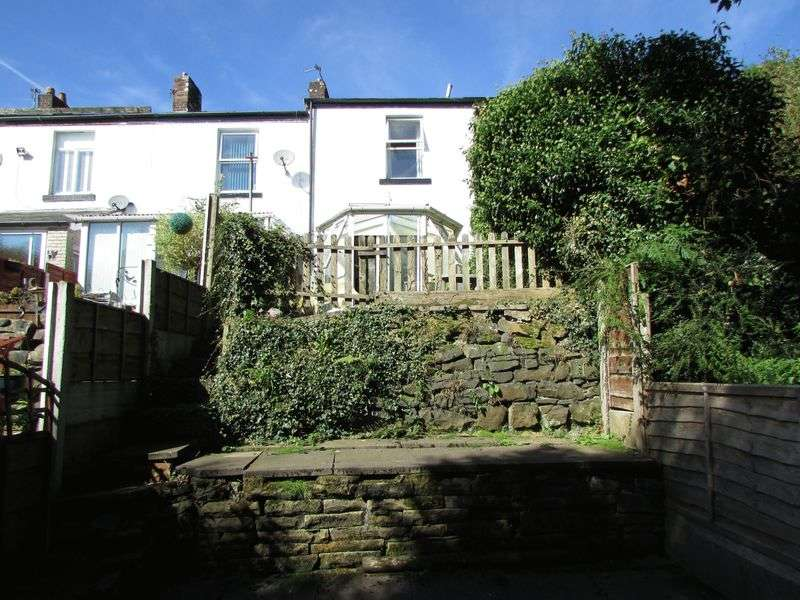 2 Bedrooms Terraced House for sale in Broad Oak Terrace, Bury - Secluded Location