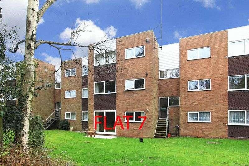 1 Bedroom Flat for sale in NEWBRIDGE, The Courtlands