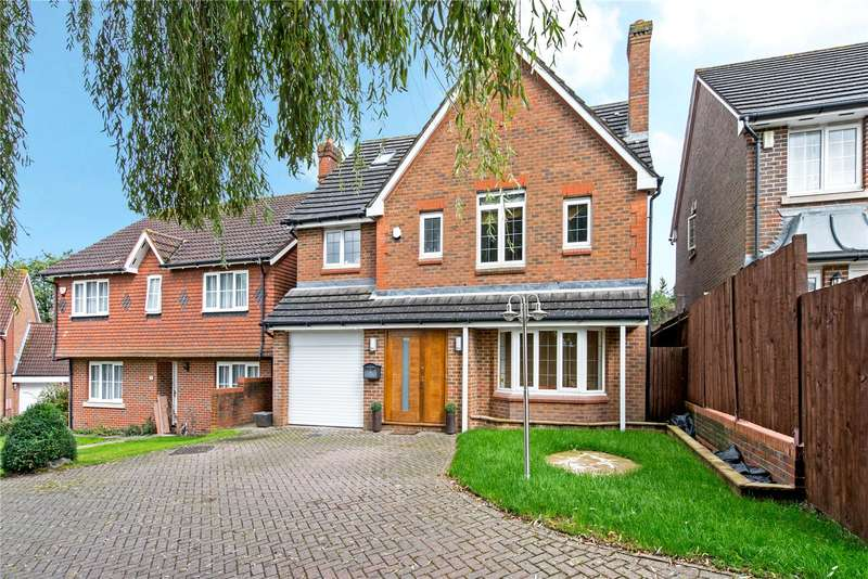5 Bedrooms House for sale in Five Fields Close, 'Grimsdyke Manor', Watford, Hertfordshire, WD19