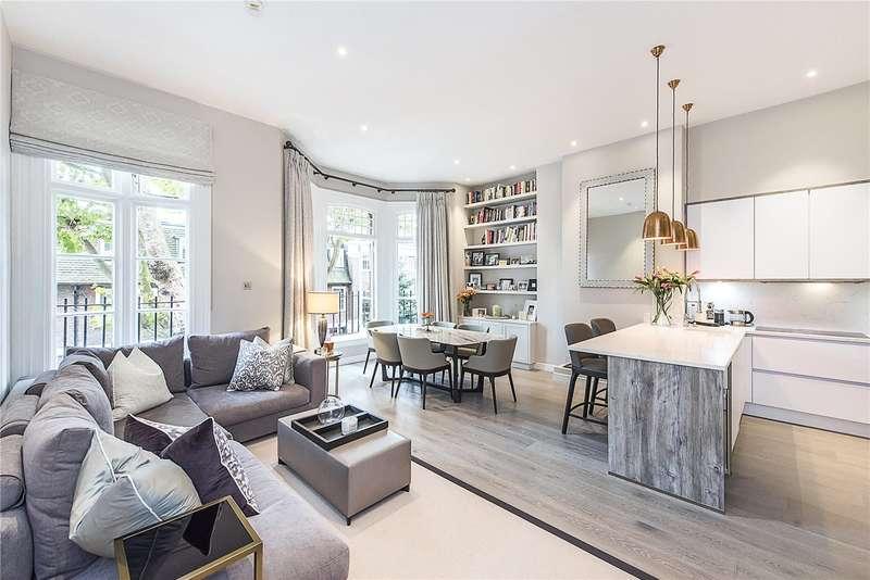 1 Bedroom Flat for sale in Augustus Court, 21-23 Tite Street, London, SW3