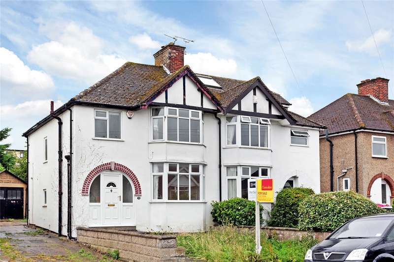 3 Bedrooms Semi Detached House for sale in Coniston Avenue, Headington, Oxford, Oxfordshire, OX3