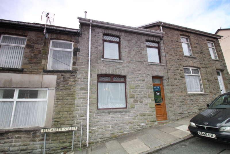 3 Bedrooms Terraced House for sale in Elizabeth Street, Abercynon, Mountain Ash