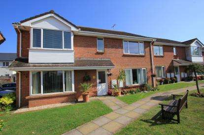 1 Bedroom Retirement Property for sale in Station Road, Budleigh Salterton, Devon