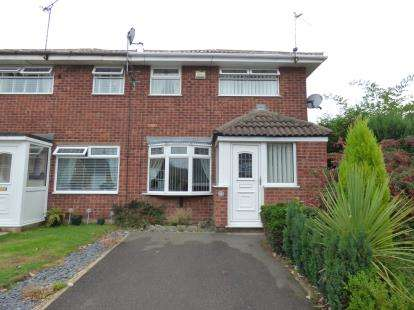 3 Bedrooms Semi Detached House for sale in Sywell Close, Sutton-In-Ashfield