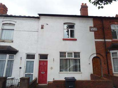 2 Bedrooms Terraced House for sale in Flora Road, Birmingham, West Midlands