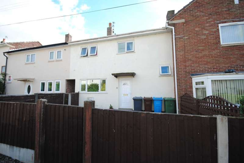 2 Bedrooms Terraced House for sale in Beech Avenue, Preston