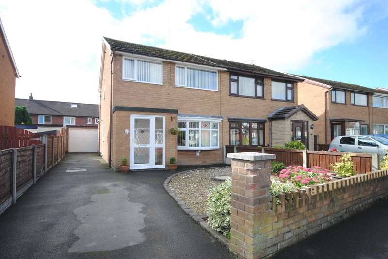 3 Bedrooms Semi Detached House for sale in Central Avenue, Wesham