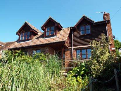 4 Bedrooms Detached House for sale in Uplyme, Lyme Regis, Devon