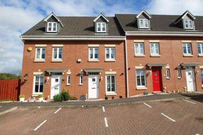 3 Bedrooms Terraced House for sale in Brodie Drive, Baillieston, Glasgow, Lanarkshire