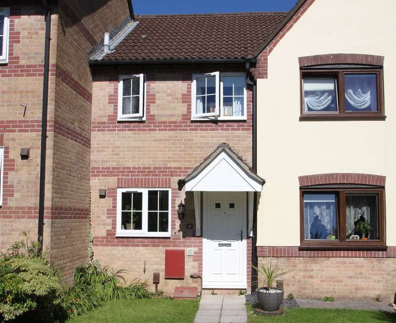 2 Bedrooms Terraced House for sale in Woolwell, Plymouth