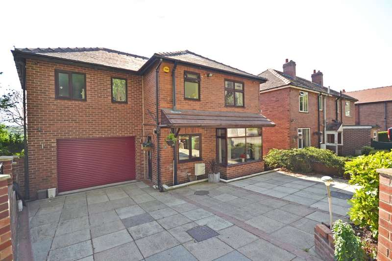 4 Bedrooms Detached House for sale in Jenkin Lane, Horbury