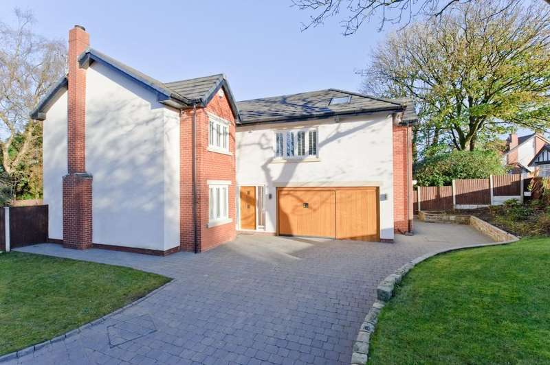 4 Bedrooms Detached House for sale in Junction Road, Deane, Bolton, Lancashire