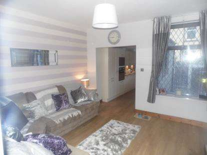 3 Bedrooms Terraced House for sale in Wordsworth Street, Hapton, Burnley, Lancashire, BB12