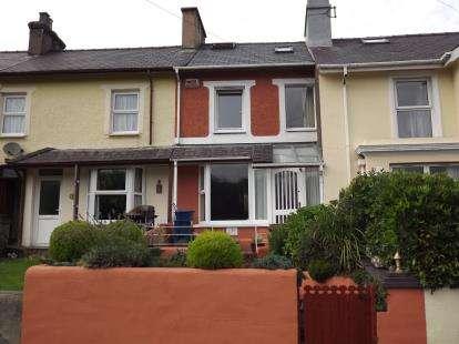1 Bedroom Terraced House for sale in Station Road, Talysarn, Caernarfon, Gwynedd, LL54