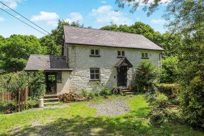 4 Bedrooms Detached House for sale in Llansannan, Denbigh, Conwy, LL16