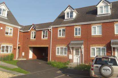 3 Bedrooms Semi Detached House for sale in Chandlers Way, Sutton Manor, St Helens, Merseyside, WA9
