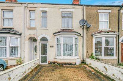 3 Bedrooms Terraced House for sale in Great Park Street, Wellingborough, Northamptonshire, England