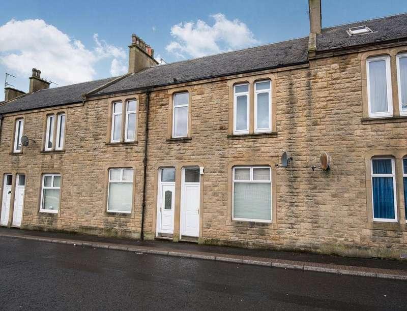 1 Bedroom Flat for sale in Millburn Road, Bathgate, EH48