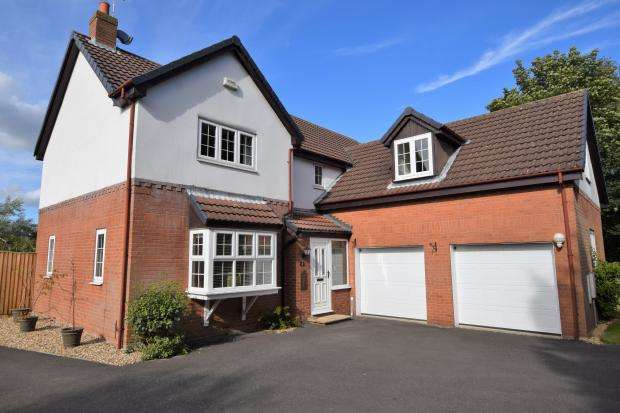 5 Bedrooms Detached House for sale in Orchard Heights, Scarborough, North Yorkshire YO12 6EH