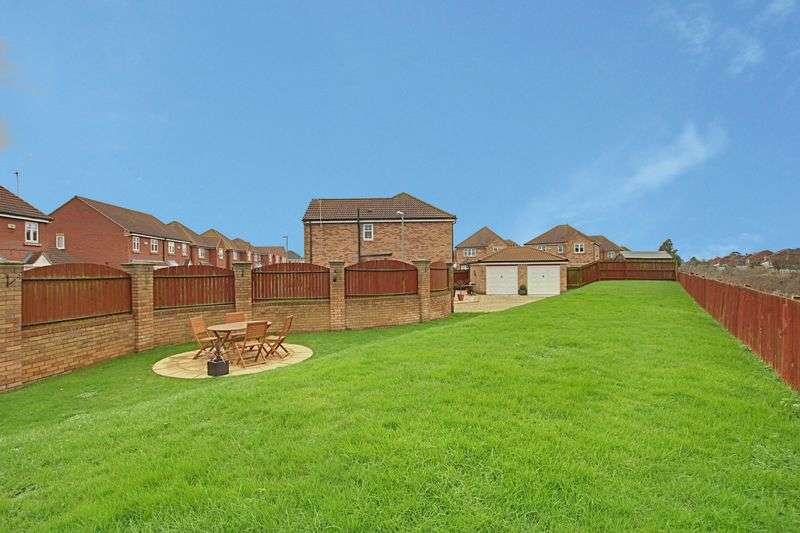 3 Bedrooms Detached House for sale in Taillar Road, Hedon