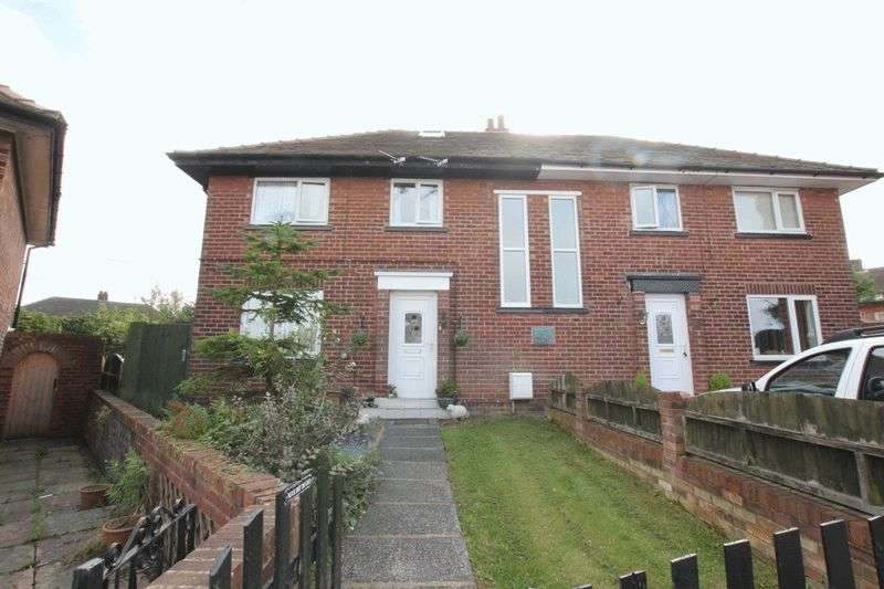 3 Bedrooms Semi Detached House for sale in Clee Hill Road, Prenton, Wirral