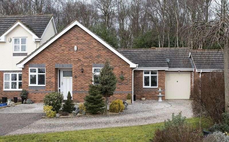 2 Bedrooms Bungalow for sale in Pavilion End, The Oval, Prestwood Stourbridge