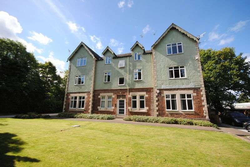 2 Bedrooms Flat for sale in Clovelly House, Church Road, Upton