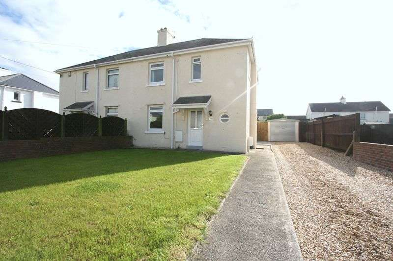 3 Bedrooms Semi Detached House for sale in Glebeland Place, St Athan