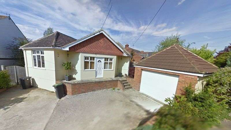 3 Bedrooms Detached Bungalow for sale in Tonford Lane, CT1 3XU