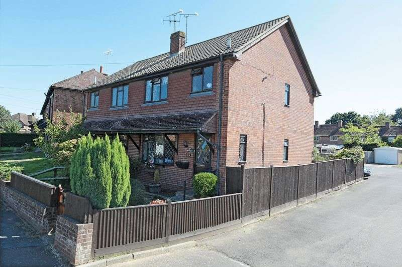 3 Bedrooms Semi Detached House for sale in Parklands, Maresfield, East Sussex