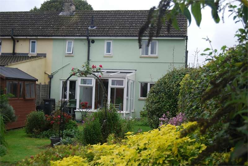 2 Bedrooms Semi Detached House for sale in 61 Brimley, Leonard Stanley, Stonehouse, Gloucestershire