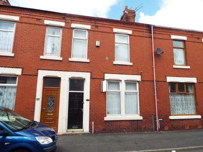 3 Bedrooms Terraced House for sale in Kimberley Road, Ashton-On-Ribble, Preston, Lancashire, PR2